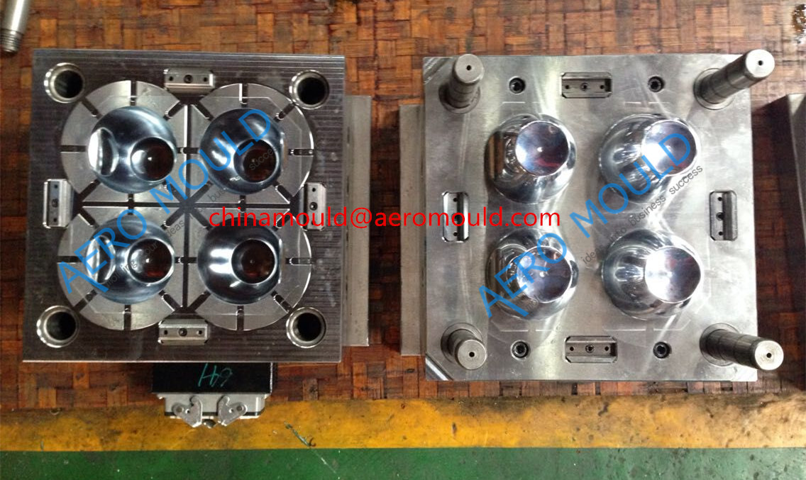double color injection molding