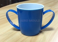 two color mold
