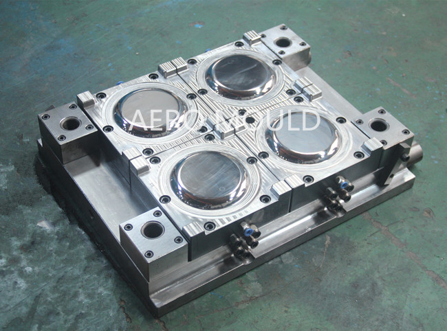 thin wall food serving plate mould
